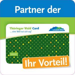 Partner Thüringer Wald Card